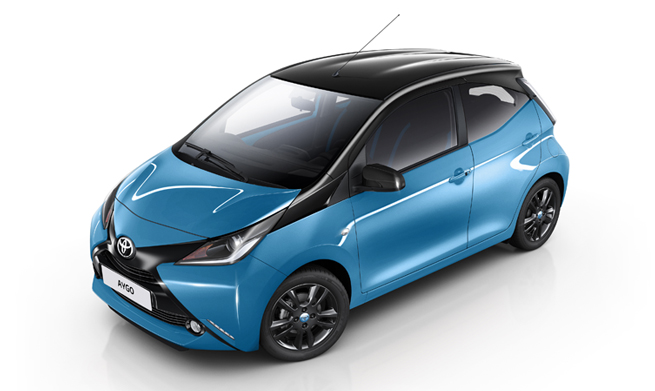 Toyota Aygo X Cite And X Pure Special Editions Toyota