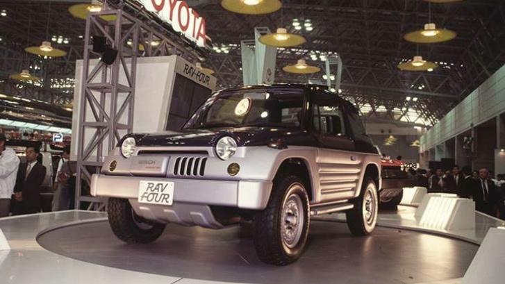 Toyota RAV-Four