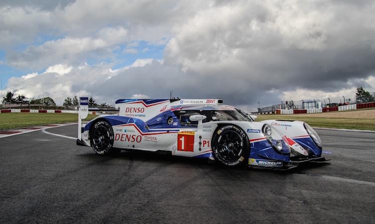 TS040 Nurburgring