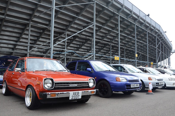 starlet times two