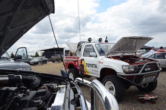 hilux rally