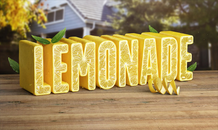 Fuelled by Lemonade
