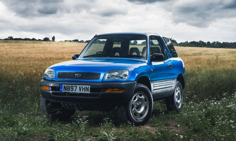 Toyota RAV4 restoration: the reveal - Toyota