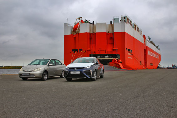 Toyota-Mirai-arrives-Europe