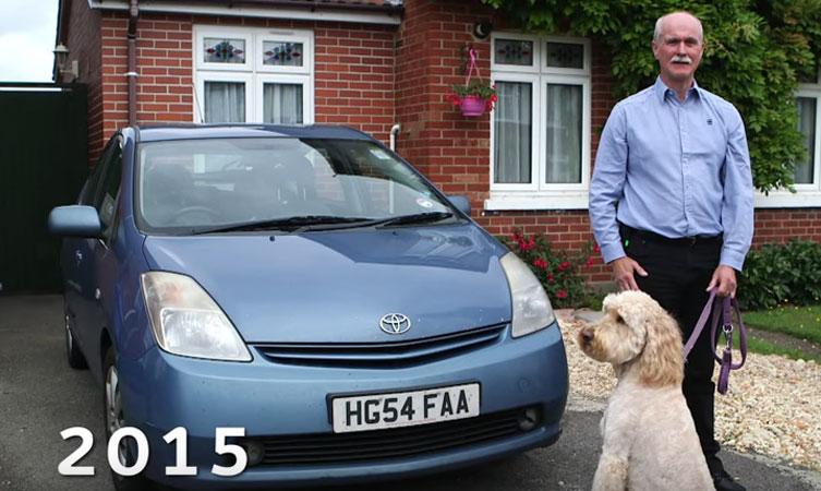 Best high-mileage cars - Prius