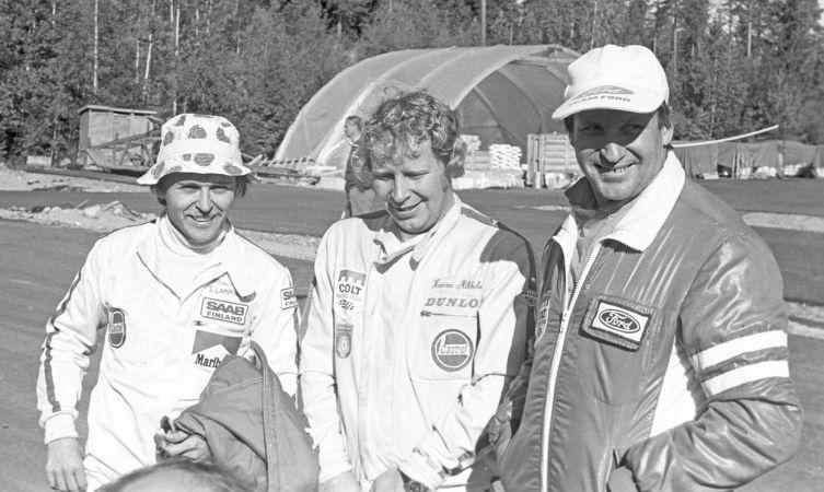 1975 1000 Lakes Rally