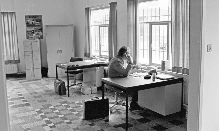1975 TTE in Brussels