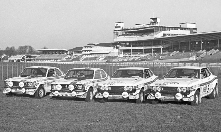 1975 at York Racecourse