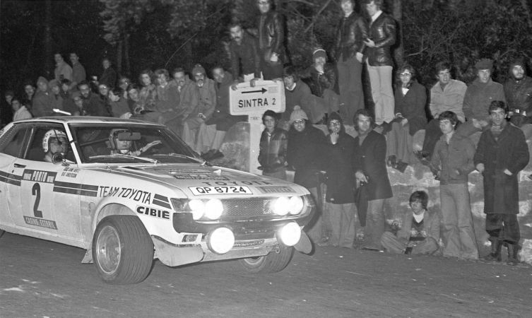 1976 Portugal Rally