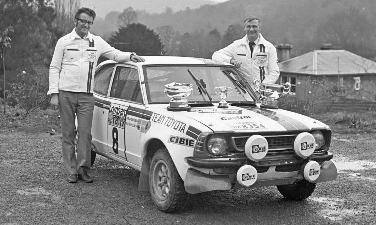 1976 RAC Rally