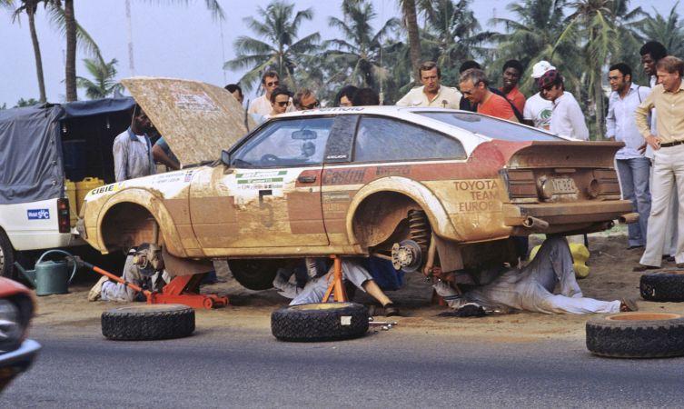 1979 Ivory Coast Rally