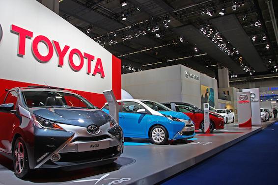 Toyota Aygo Frankfurt motor show