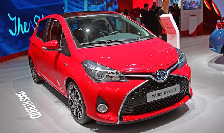 Toyota Yaris Style Frankfurt