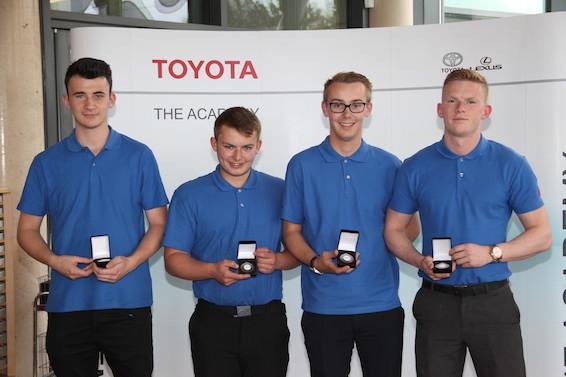 Lexus Apprentices