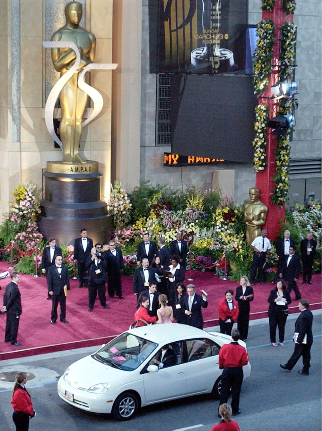 Prius Oscars
