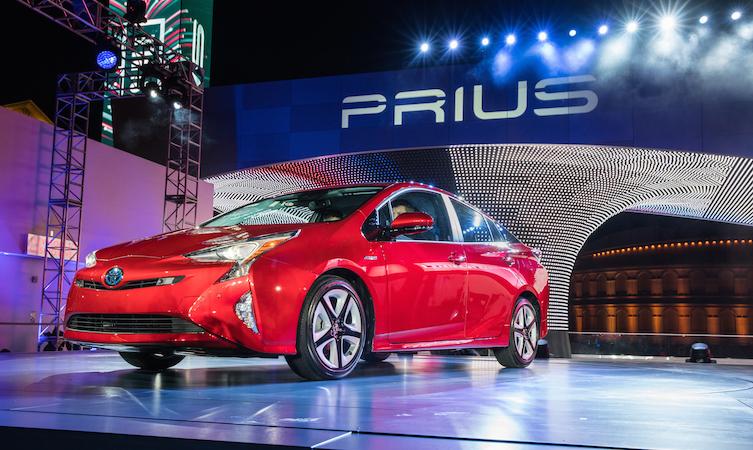 2016 Toyota Prius 2016