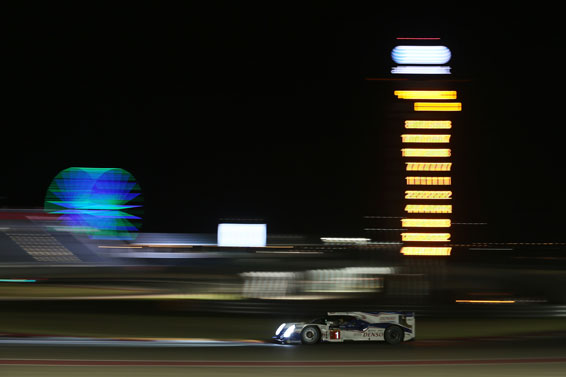 Texas-Night-Practice