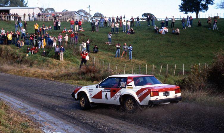 Toyota NZ 1982 Waldgard