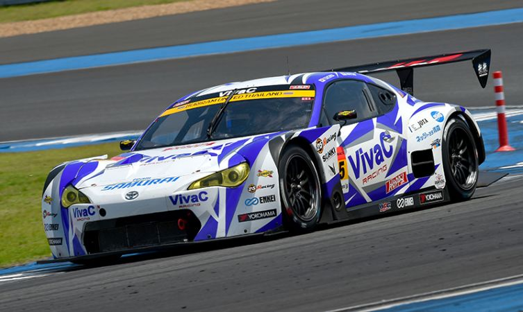 Toyota 86 Livery >> Toyota GT86 scores the 'mother' lode in Super GT - Toyota