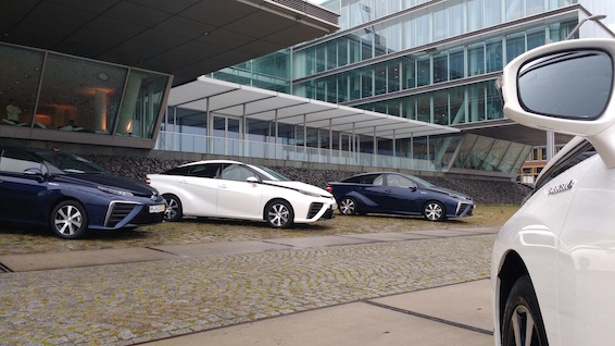 Mirai Hamburg line up