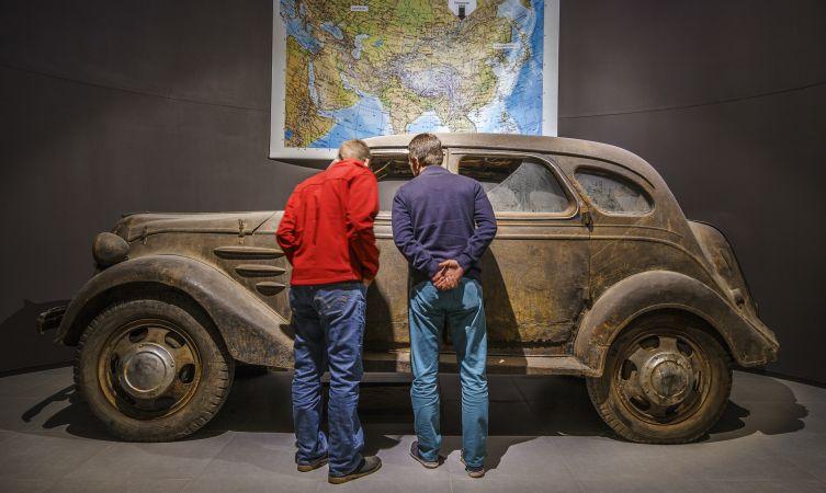 first Toyota car