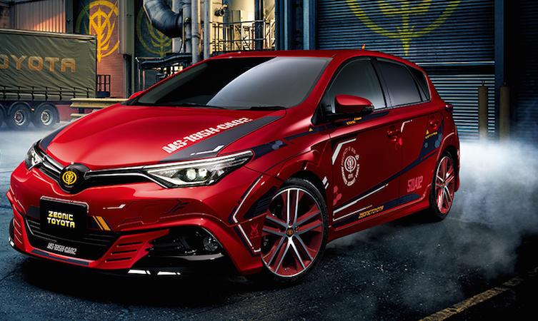 Zeonic Toyota Auris