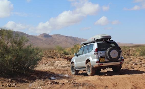 022 desert driving