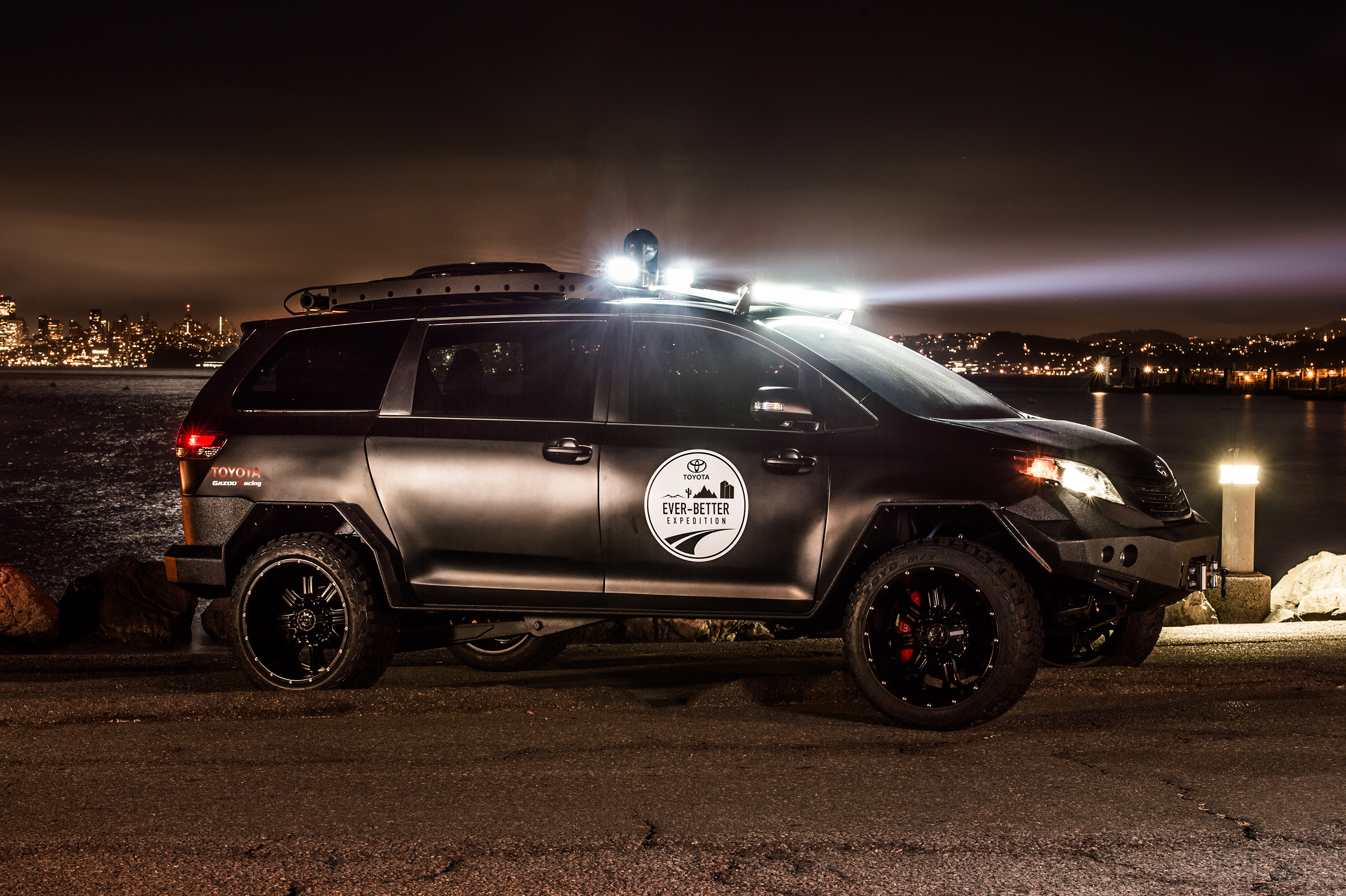 Six Spectacular Toyota Customs From Sema 2015