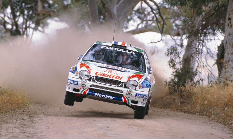 Corolla WRC 01