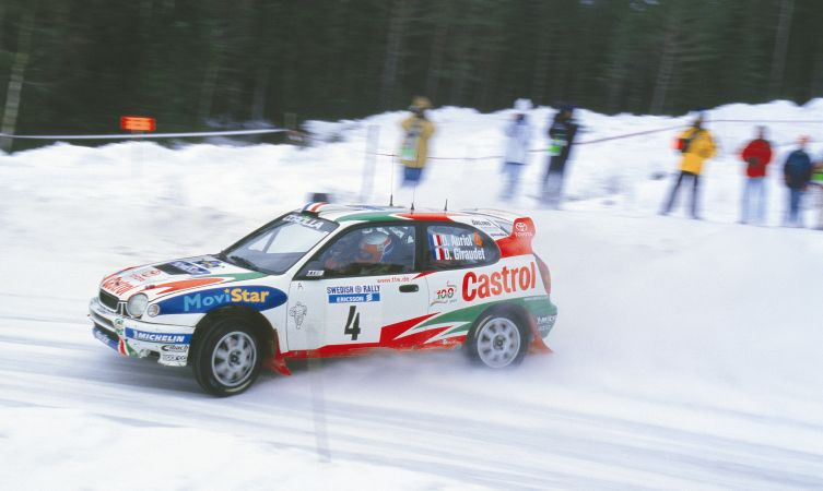 Corolla WRC 02