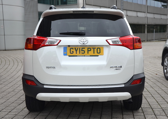 Difference Between Rav 4 2015 Le Xle