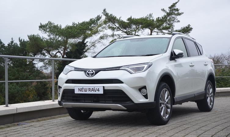 New Toyota Rav4 What S Changed Toyota Uk Magazine