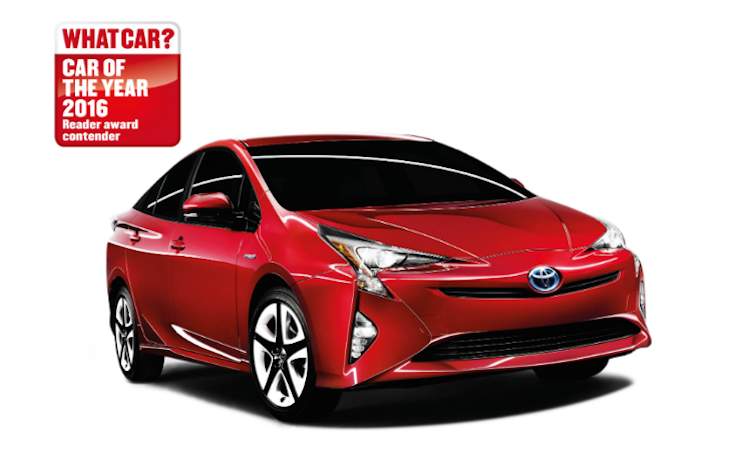 What Car 2016 Reader Award Prius