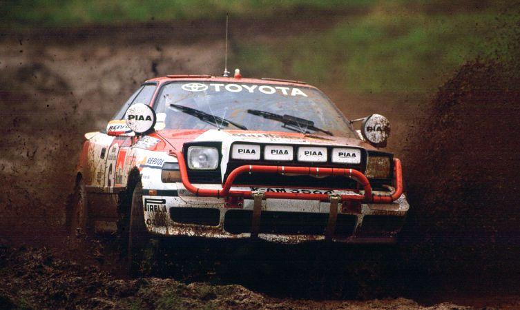 ST165 Celica GT-Four WRC Safari