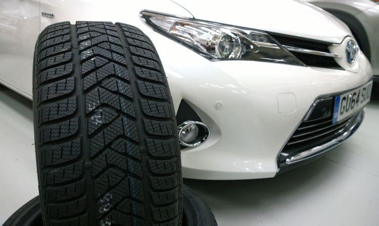 Winter tyre Auris 01