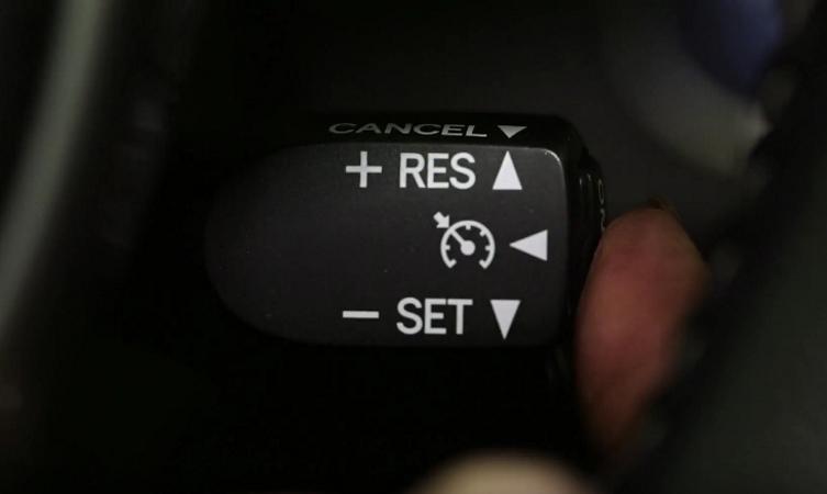 Toyota Yaris - Cruise Control