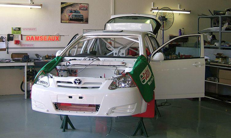 ZA05 Toyota S2000