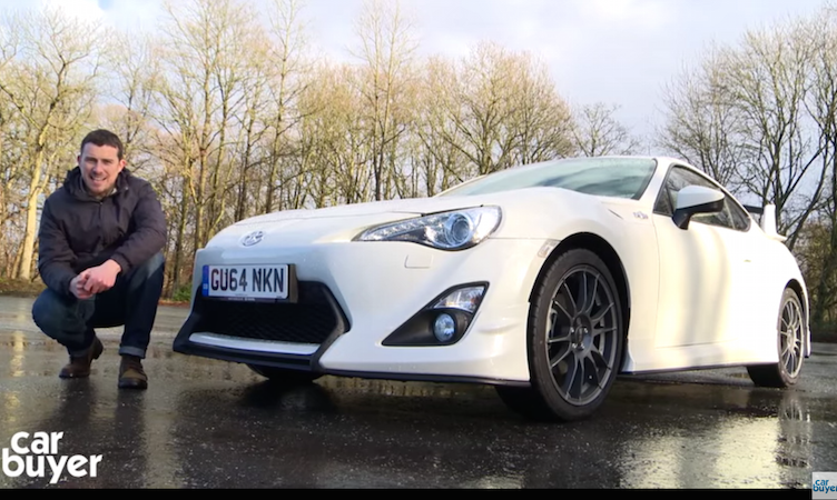 GT86 carbuyer best sports car