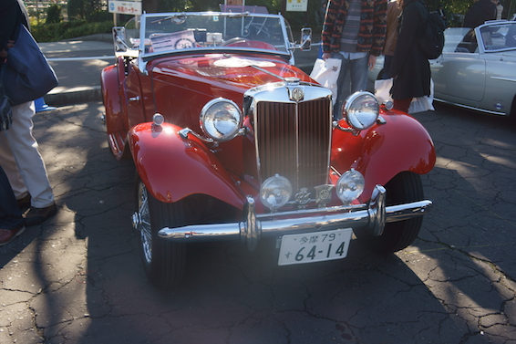 Toyota Classic Car festival 2015 4