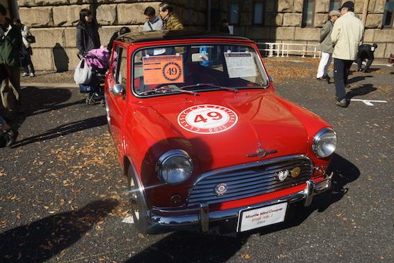 Toyota Classic Car festival 2015 mini