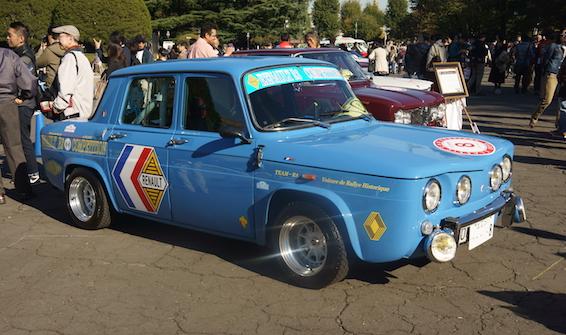 Toyota Classic Car festival 2015