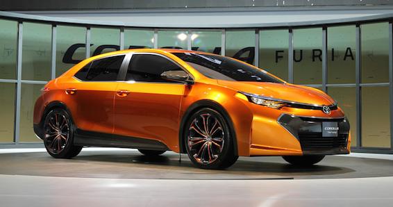 Detroit Corolla Furia concept
