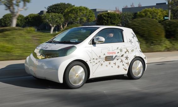 Detroit FT-EV concept 2
