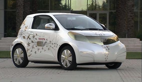Detroit FT-EV concept