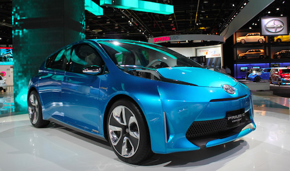 Detroit Prius C Concept