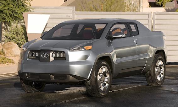 Detroit Toyota A-BAT concept