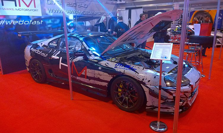 Toyota at 2016 Autosport 10
