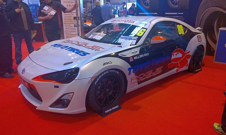 Toyota at 2016 Autosport 15