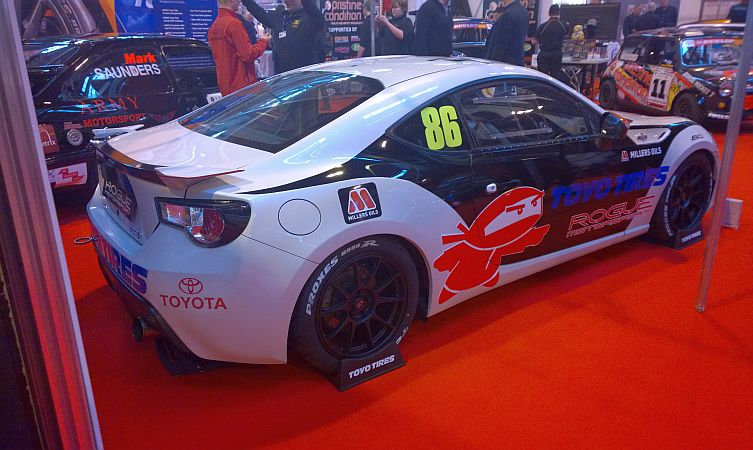 Toyota at 2016 Autosport 16