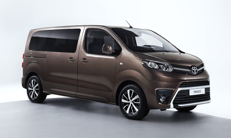 nine things to know about the nine seat toyota proace verso. Black Bedroom Furniture Sets. Home Design Ideas